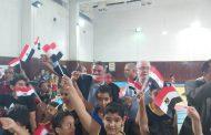 احتفالات الكلية بعيد النصر السادس من اكتوبر المجيد